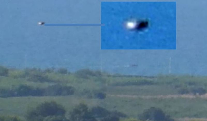 Lo spettacolare disco volante di Taranto del 26 agosto 2012.