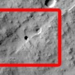 Marte Buco Enorme