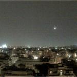 Home > Meteo Magazine > Astronomia, Spazio e Tecnologia Misterioso oggetto luminoso nei cieli di Roma