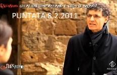 """Il Presidente Carannante in una delle sue partecipazioni alla nota trasmisisone di Italia uno """"Mistero"""""""