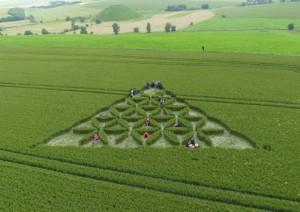 Crop circle nel mondo
