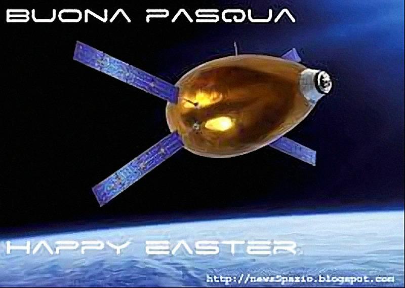Fonte: http//navespazio.blogspot.com