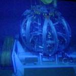 Telescopio sottomarino per neutrini