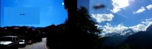 UFO MADONNA DI CAMPIGLIO E UFO VALLO DELLA LUCANIA 27.6.2007 -