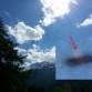 Ufo a Madonna di Campiglio. Ingrandimento