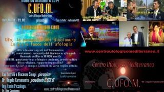 CONGRESSO C.UFO.M. 2014  - 800X400