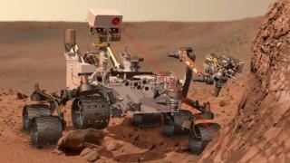 Marte, Curiosity punta al monte Sharp