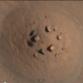 Marte, misteriosi cerchi osservati dalla sonda indiana