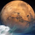 19 ottobre, incontro ravvicinato tra Marte e la cometa Siding Spring