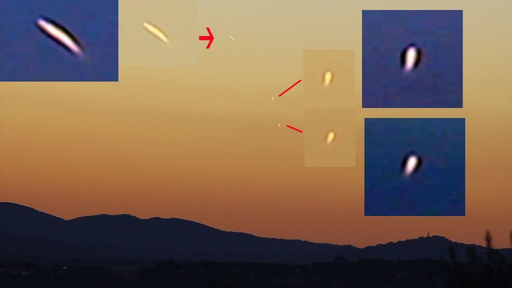 4 - Ufo a Deruta