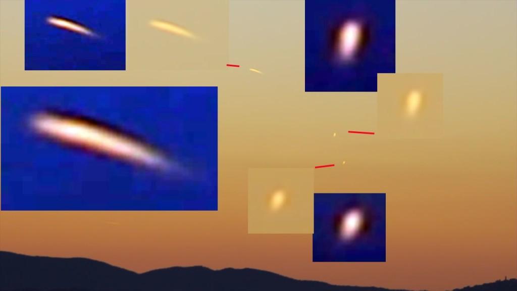 5 - Ufo a Deruta