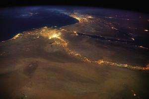 ISS, scatti dell'astronauta canadese