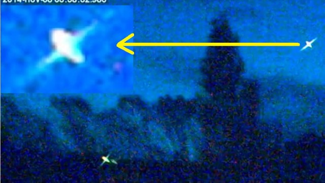 CUFOM. Ufo a Roma 1