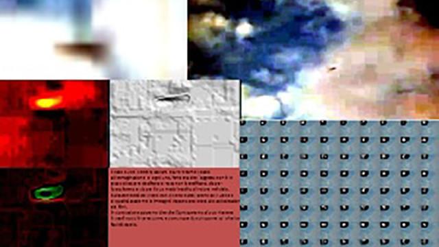 CUFOM.UFO SALERNO COLLAGE
