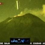 CUFOM UFO ENTRA NEL VULCANO POPOCATEPETL