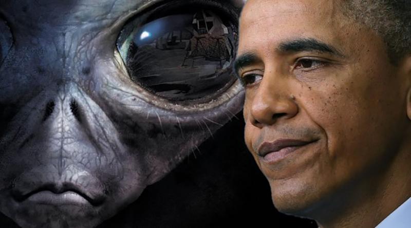 L'ex, amatissimo in U.S.A., Presidente Barack Obama, ha detto senza mezzi termini, che gli uap sono un fenomeno da prendere molto sul serio.