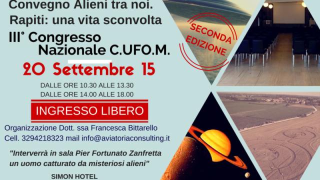 Congresso C.UFO.M.