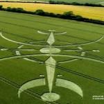 Crop Circle Nunton Drove