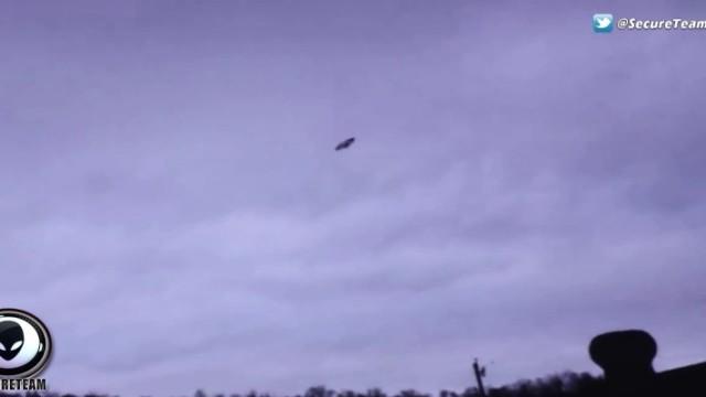 UFO Base Militare