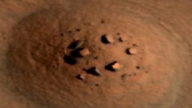 Stonehenge Marte