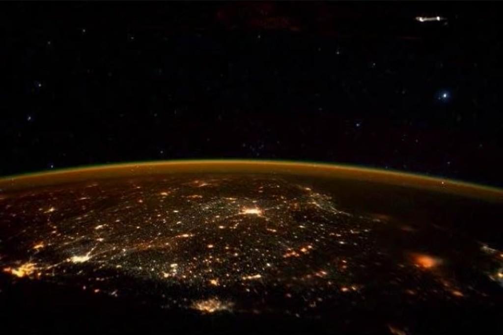 Nave Aliena NASA ISS (2)