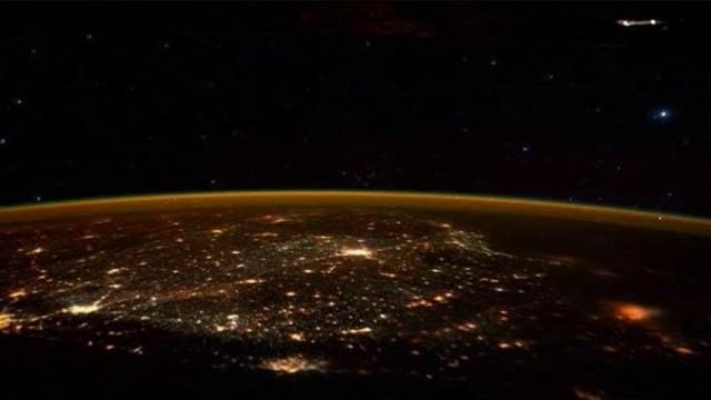Nave Aliena NASA ISS