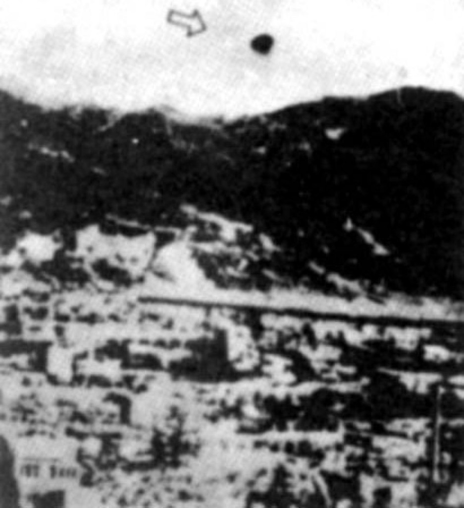 UFO Hiroshima E Nagasaki (2)