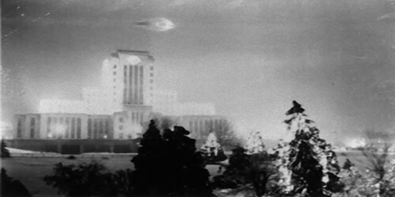 UFO Vancouver
