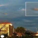 UFO Nuvola San Antonio