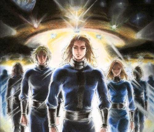 Alieni Pleiadiani (2)