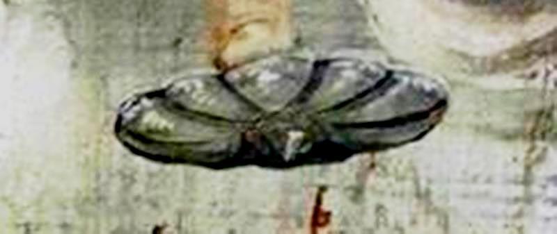 CUFOM UFO NELL'ARTE - Copia