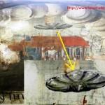 CUFOM UFO NELL'ARTE