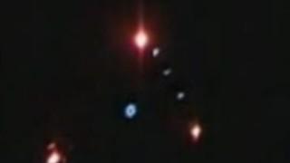 ufo triangolare