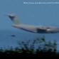 ufo insegue aereo