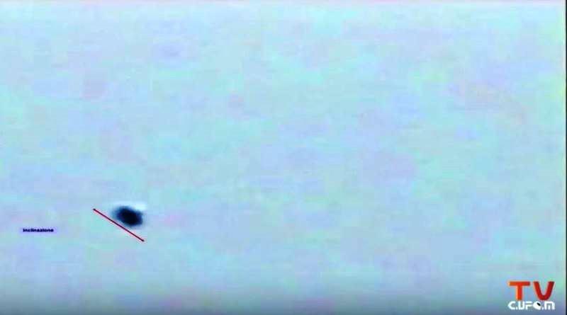 5 - INCLINAZIONE UFO