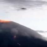 ufo vulcano colima
