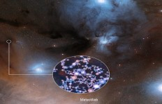 ALMA detects methyl isocyanate around young Sun-like stars