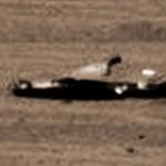 """Visto così, l'""""anomalia"""" sembra proprio un aereo!"""