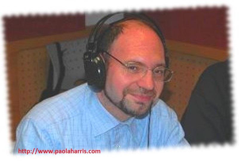 Alfredo Lissoni, un ricercatore di elevato livello. Conduttore anche di trasmissioni radiofoniche a tema ufo.