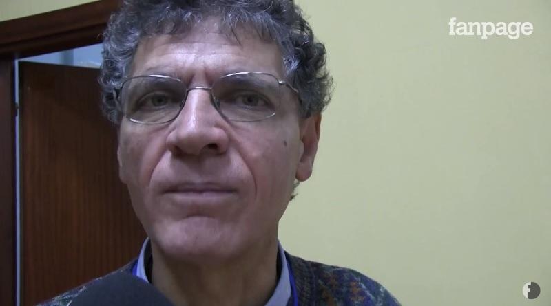 Il Presidente e fondatore del C.UFO.M. (Centro Ufologico Mediterraneo), dr. Angelo Carannante