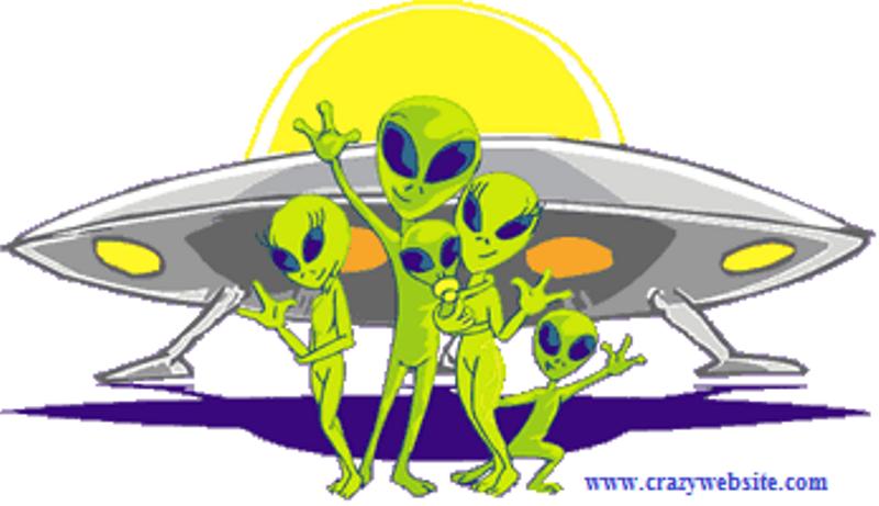 I nostri amici alieni saranno certamente contenti dell'attività del C.UFO.M.