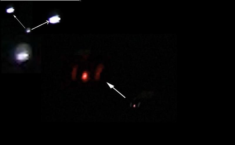 Ufo  Praia a Mare indagato dal C.UFO.M.