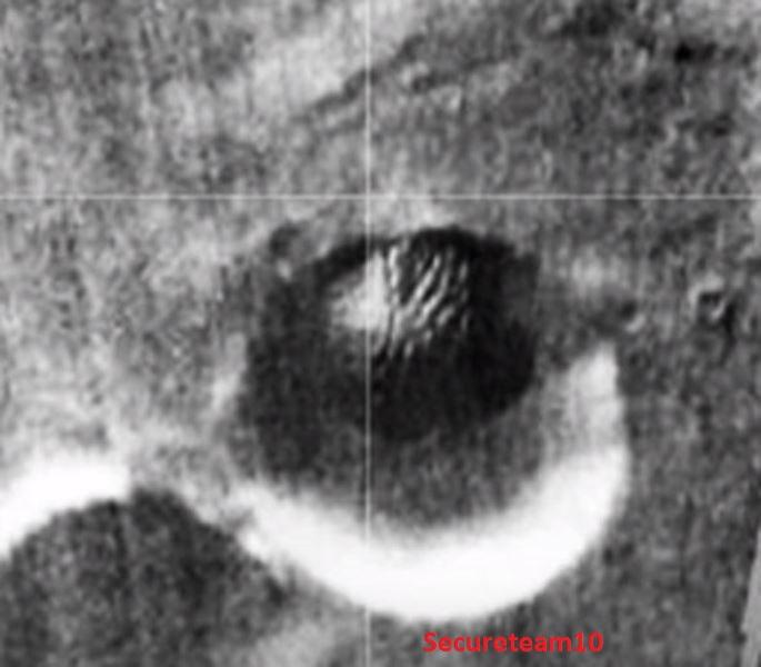 marte ufo cupola