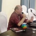 Il dott. Berardino Ferrara è anche un valido relatore ai convegni C.UFO.M.