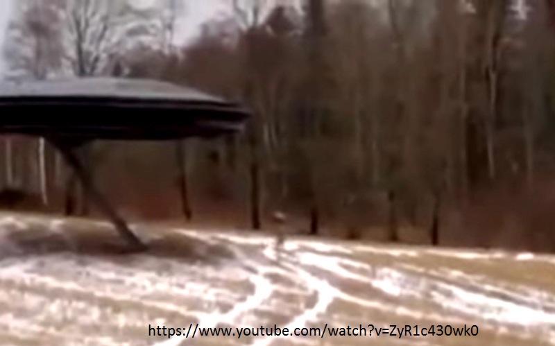 alieno disco volante romania 1 - Copia