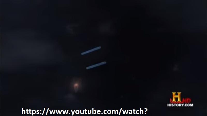 UFO. OGGETTO ALIENO I DUE UFO