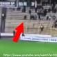 Fig. 2. Un'inquietante ombra antropomorfa (?) velocissima si sarebbe vista su un campo di calcio...