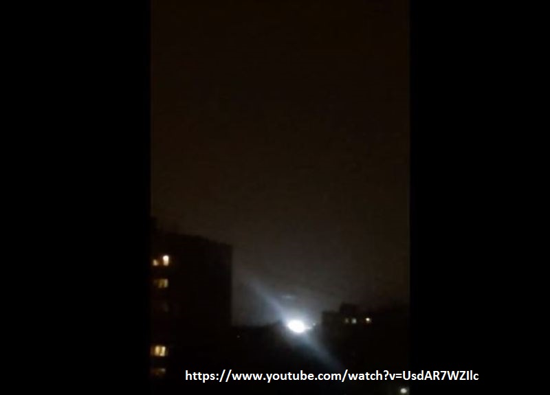 UFO MOSCA 1