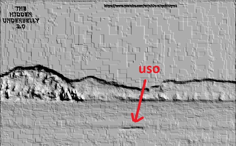 ufo. uso corea del sud 1 rilievo