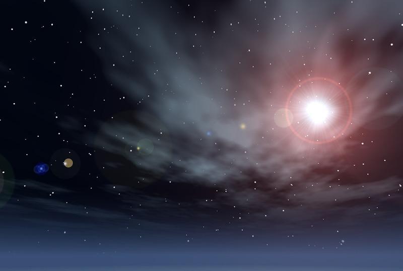 ufo sistema solare